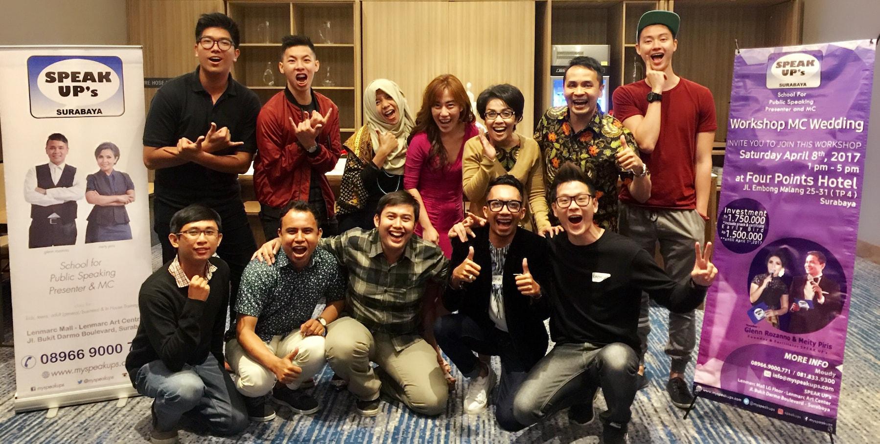 Speak Up's Surabaya
